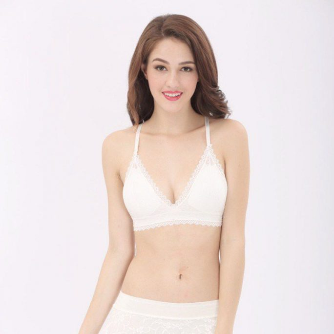 Comfortable Lace Bra