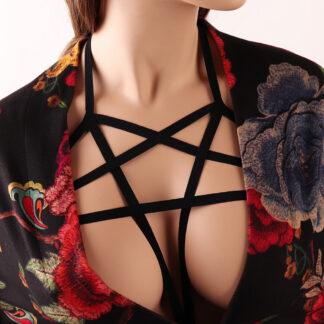 Pentagram Goth Harness