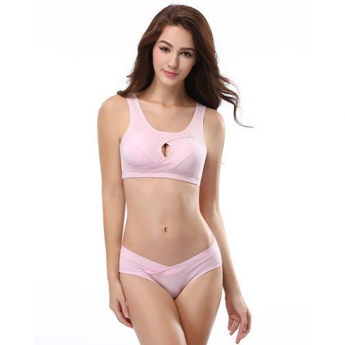 Thick Cotton Underwear Set