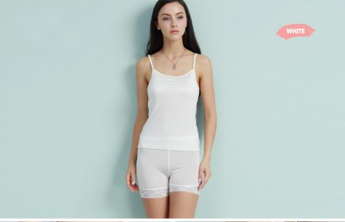Natural Silk Sexy Undies