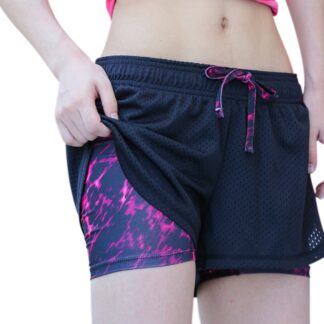 Quick Dry Breathable Fit Shorts
