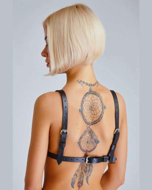 Bra Cage by Most Goth 4