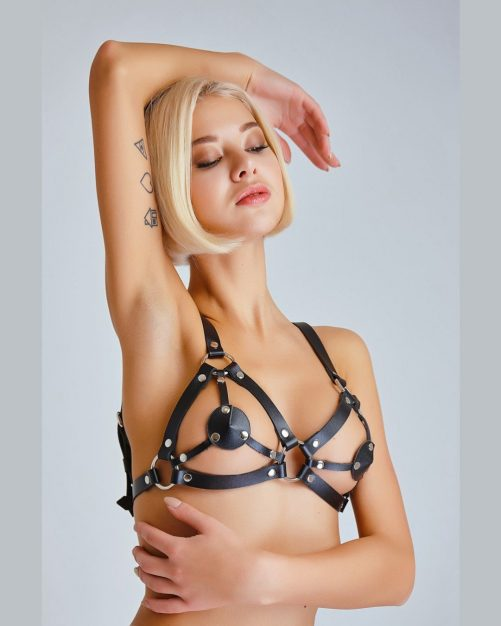Bra Cage by Most Goth 2