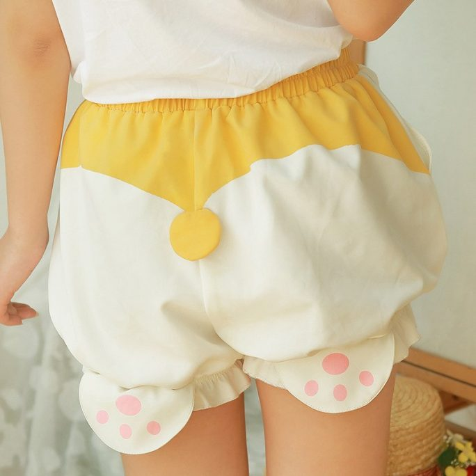 Cute Corgi Butt Shorts