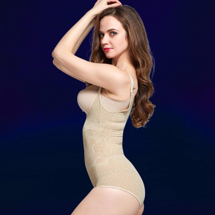 2 Style Slimming Underwear Bodysuit
