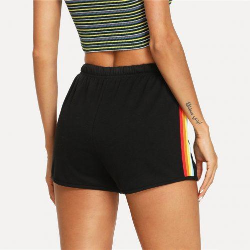 Sport Side Stripe Short