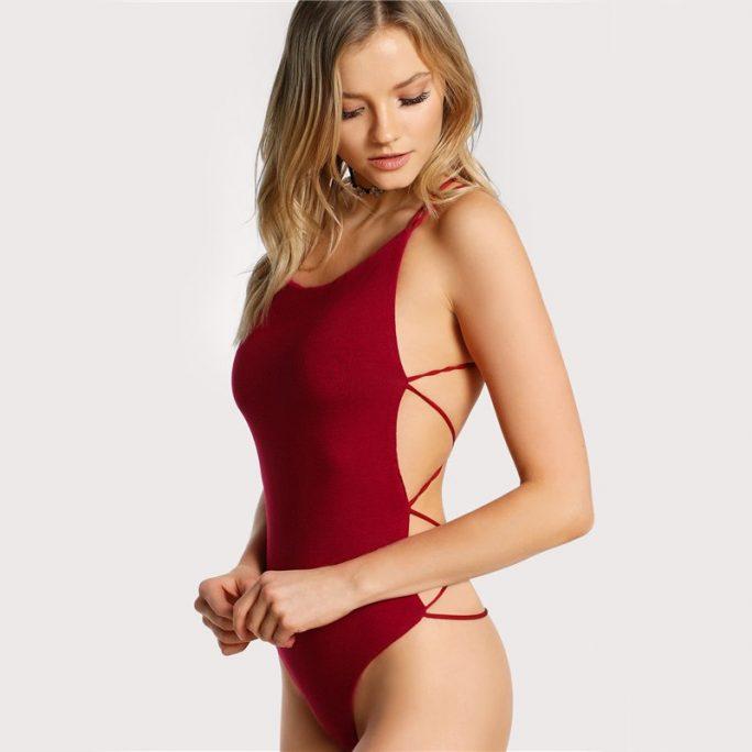 Lily Sexy Bodysuit