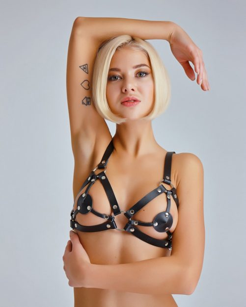 Bra Cage by Most Goth 1