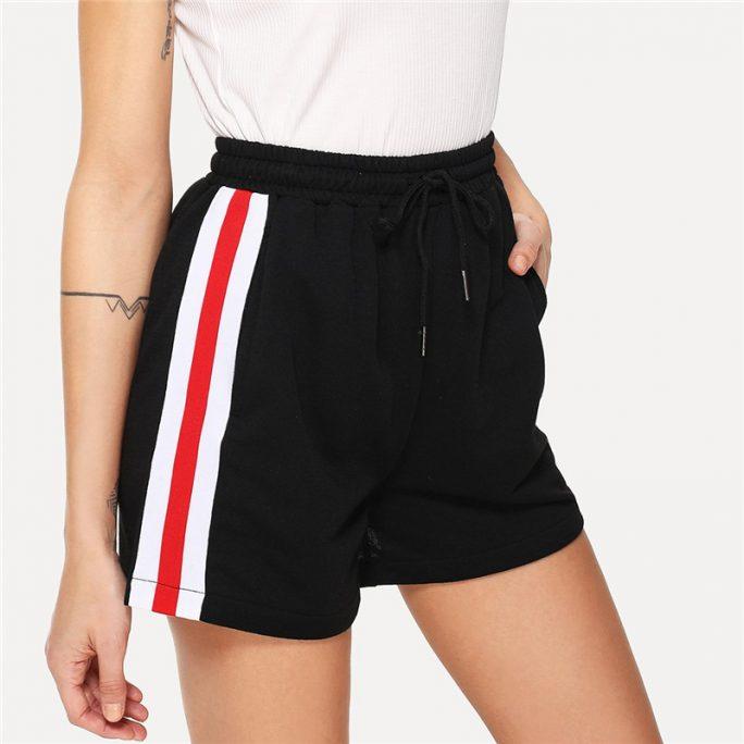 Hot High waist Shorts