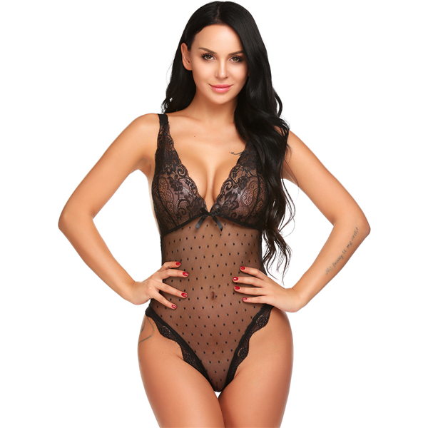Avid Love Thin Bodysuit