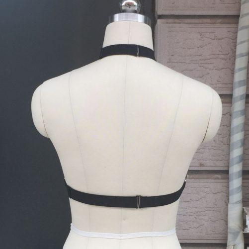 Exotic and Elastic Bra Harness 3