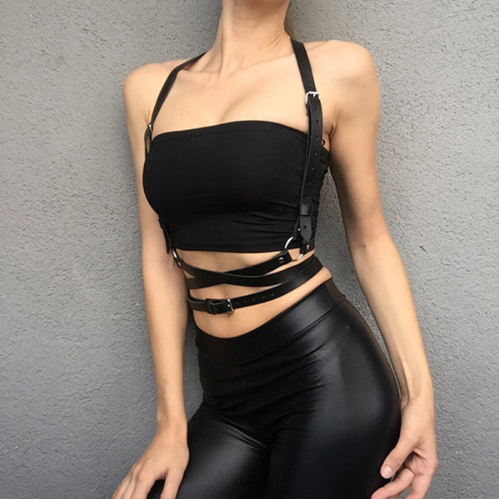 9 Best Leather Lingerie You Must Have –  Feel Like A Diva